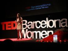 Fotografia de l'edició 2013. Font: Plana web de TEDxBarcelonaWomen