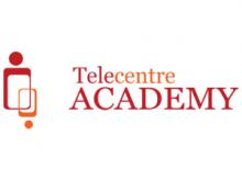 Logotip del Telecentre Academy