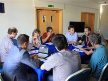 Fotografia de la trobada anual de Telecentre-Europe