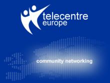 Logotip de Telecentre-Europe
