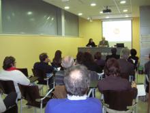 Sessió informativa a l'e-centre Tremp