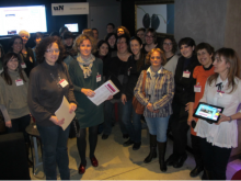Trobada de dones blocaires de Lleida