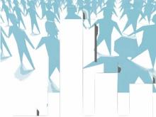 Logo de la trobada Política i Societat del Coneixement: Les xarxes socials i l'empoderament de la ciutadania