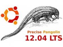 Logotip Ubuntu 12.04