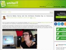 Informació sobre la Maker Party de Punt TIC a Unite IT
