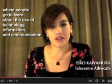 Vídeo felicitació pels 3 anys de Telecentre.org