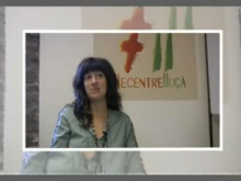 Fotograma del vídeo que es va emetre a la JdIS12