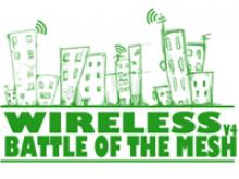 Logotip de Wireless Battle Mesh
