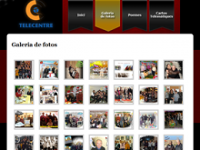Web nadalenc de la Xarxa de Telecentres de Lleida
