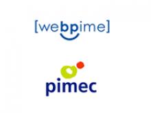Logos Webpime i PIMES