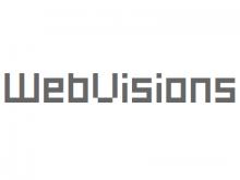 Logotip de l'esdeveniment WebVisions