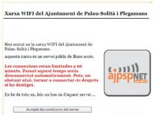Xarxa Wi-fi Palau-solità i Plegamans