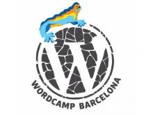 Logotip de la WordCamp Barcelona 2015