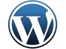 Logotip Wordpress