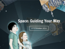 World Space Week 2014: Space, guiding your way