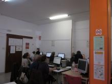 Punt TIC-Aula Pasqual Ollé