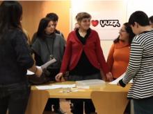 Fotograma del vídeo del centre Yuzz Sant Feliu