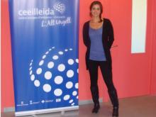 Zaira Orosa, nova emprenedora al Viver d'Empreses de l'Alt Urgell