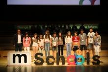 mSchools awards ceremony 2016