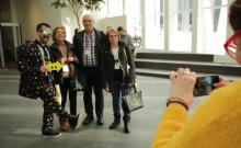 El 21 de novembre, la Xarxa Òmnia va celebrar el seu vintè aniversari