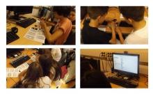 La setmana de la robòtica al Punt Tic de Palau Falguera
