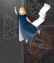 Imatge exposició sobre històries de dones inventores i descobridores