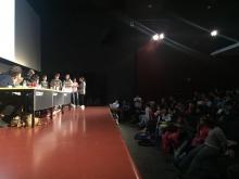 Fotografia de la gala del Plum Festival 2019
