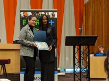 Premi Plural+ al curtmetratge 'Broken Darkness' dels infants de la Fundació Social del Raval