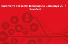 Technology Sector Barometer in Catalonia 2017