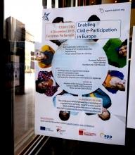 e-Participació Ciutadana a Europa