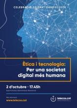 Ètica i tecnologia. Per una societat digital més humana