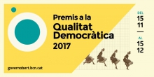 Awards for innovative projects for the quality of democracy 2017
