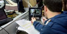 Curs de tècnica audiovisual aplicada a l'escena