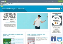 'Recursos & Idees TIC per a l'emprenedoria' a Scoop.it!