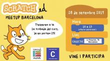 Imatge de la 25a Trobada ScratchEd Meetup Barcelona