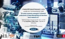 """Presentació de l'estudi """"Els sectors econòmics emergents i la formació professional a la Regió Metropolitana de Barcelona: sector Indústria 4.0"""""""