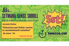 Jornada Dia Mundial de la Sensibilització contra el soroll
