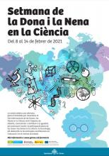 Setmana de la Dona i la Nena a la Ciència Girona 2021