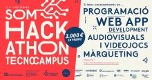 Som Hackathon 2018 del TecnoCampus