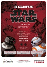 II campus de Nadal d'Star Wars