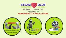 STEAM Olot: 16a edició de Robolot