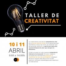Taller de creativitat al Citilab