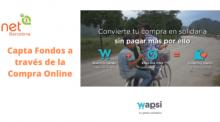 NetSquared Barcelona organitza la Meetup 'Captació de fons a través de la compra online' el 26 de febrer de 2020