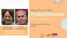 Webinar: Tecnopedagodia