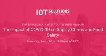 Webinar: Impacte de la Covid-19 en la seguretat alimentària global