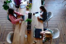 Imatge per difondre la conferència 'Influència de l'entorn social en les vocacions tecnològiques de les dones'