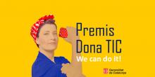Imatge dels Premis DonaTIC