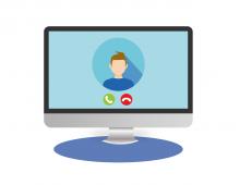 Formació sobre l'ús de plataformes de videoconferència