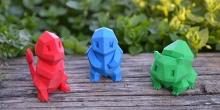 Impressió 3D amb personatges de videojoc