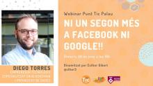 Webinar: 'Ni un segon més a Facebook ni Google'